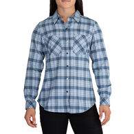 5.11 Women's Hanna Long-Sleeve Flannel Shirt