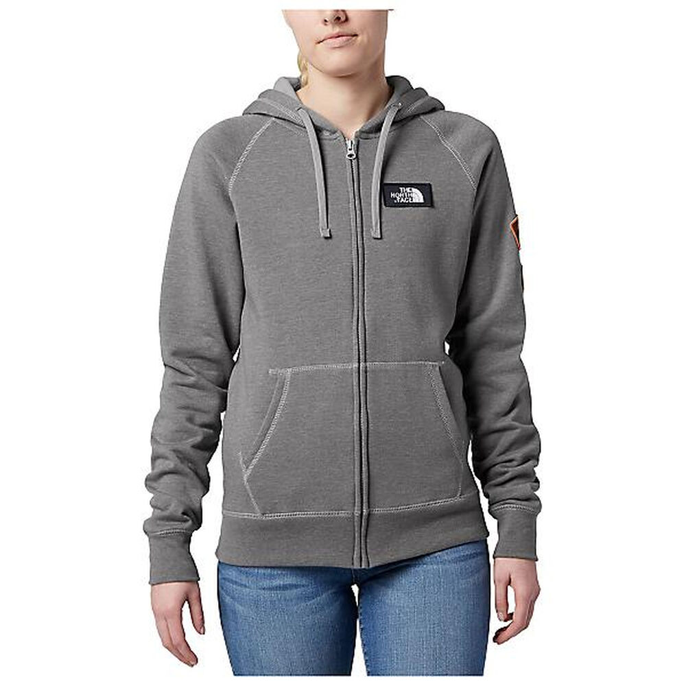 08899eba6 The North Face Women's LFC Patches Full-Zip Hoodie