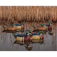 Avian-X Topflight Series Wood Duck Decoys, 6-Pack