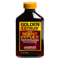 Wildlife Research Center's Golden Estrus with Scent Reflex, 4 oz.
