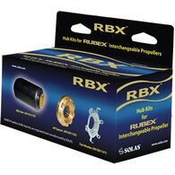 Solas Rubex RBX-102 Propeller Interchangeable Hub Kit For Honda 75-90 HP