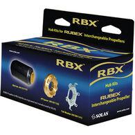 Solas Rubex RBX-106 Propeller Interchangeable Hub Kit For OMC Model 400