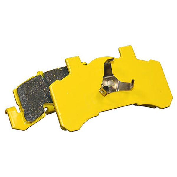 """Tie Down Replacement Ceramic Disc Brake Pads for 10"""" and 12"""" Vented Disc Brakes"""