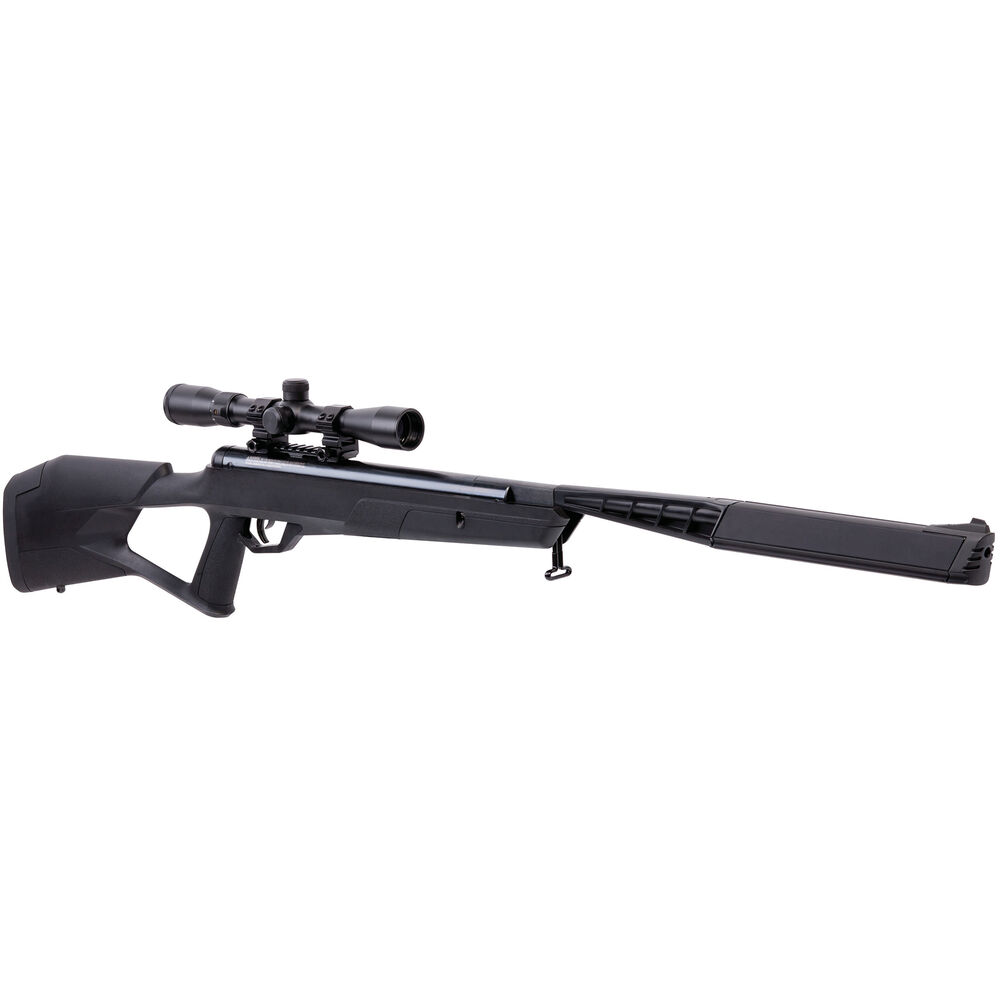 Crosman Trail NP2 Stealth Black Air Gun Package