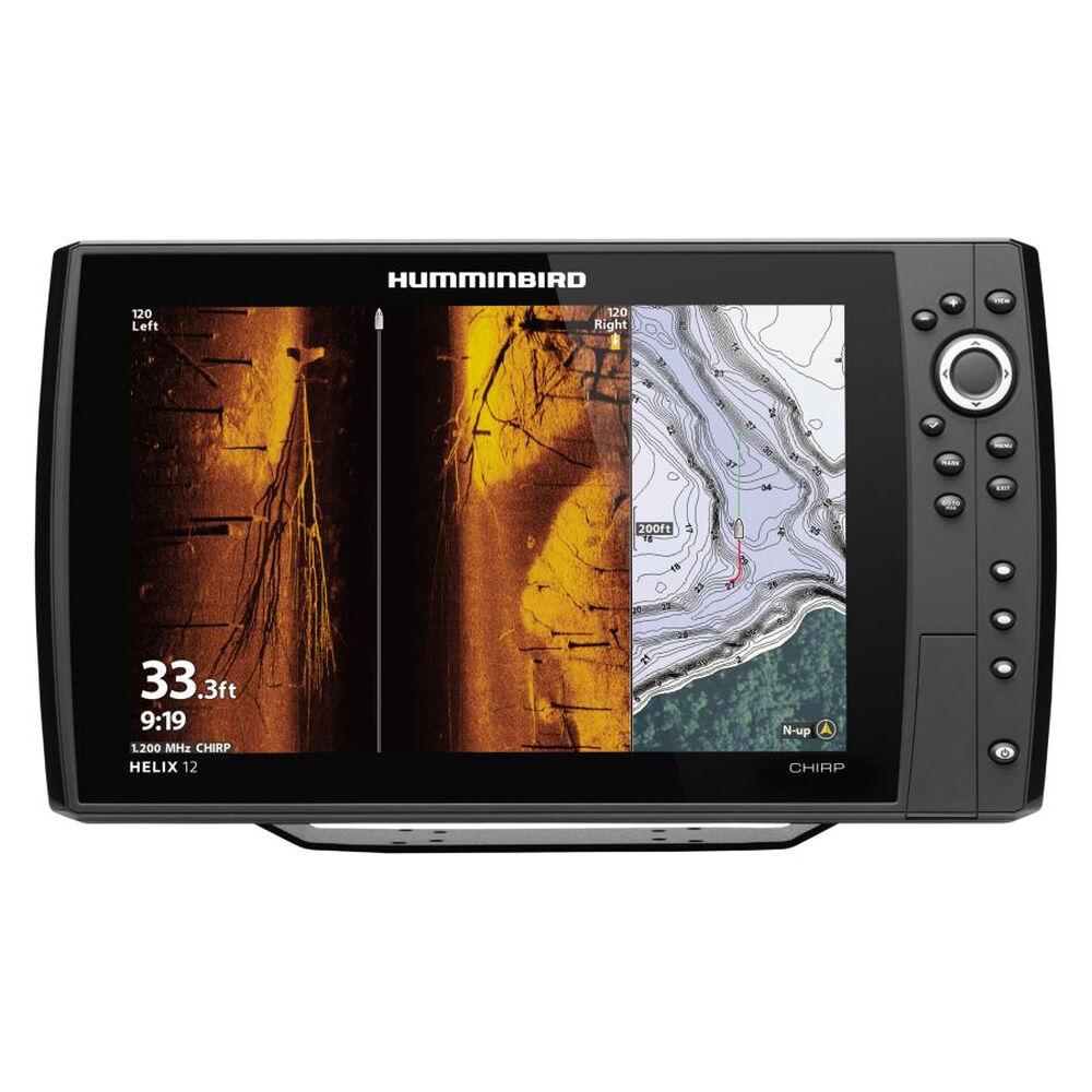 Humminbird Helix 12 CHIRP MEGA SI+ GPS G3N Fishfinder Chartplotter