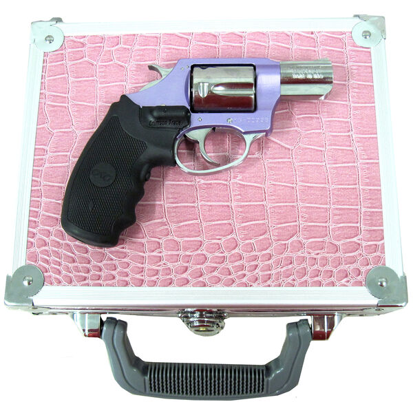 Charter Arms Lavender Chic Lady Handgun Package
