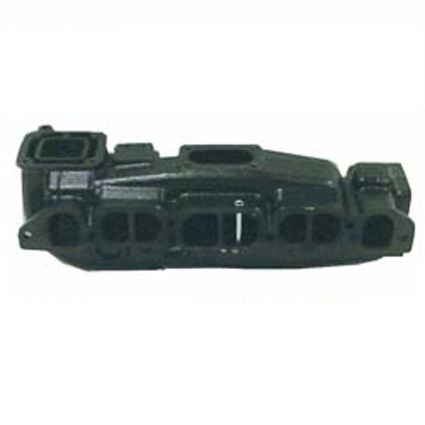 OMC 4-Cylinder Manifold - port and starboard