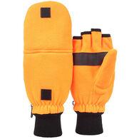 Huntworth Men's Fleece-Lined Pop-Top Hunting Glove