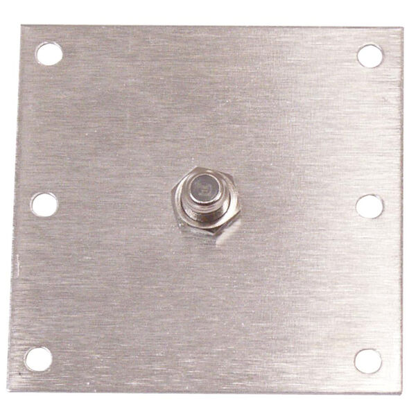 Roof Jack w/ Plate - 75 Ohm