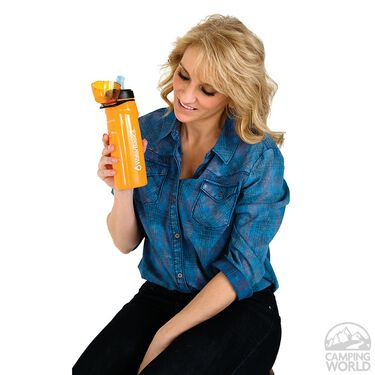 WaterBasics Filtered Water Bottle