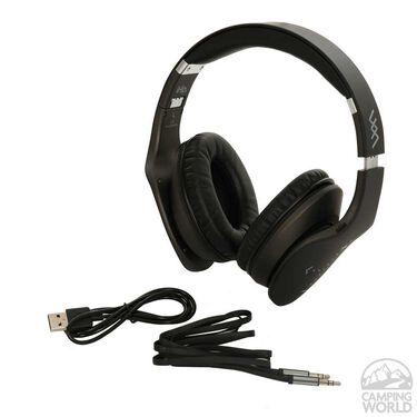 Wally Dish Receiver, Bluetooth Headphones