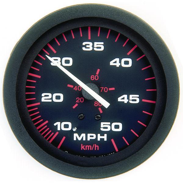 """Sierra Amega 3"""" Speedometer, Sierra Part #57898P"""