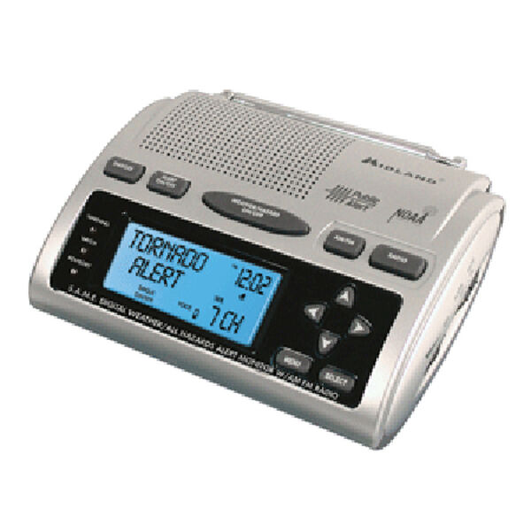 Midland WR-300 All Weather/Hazards Alert Radio w/ AM/FM