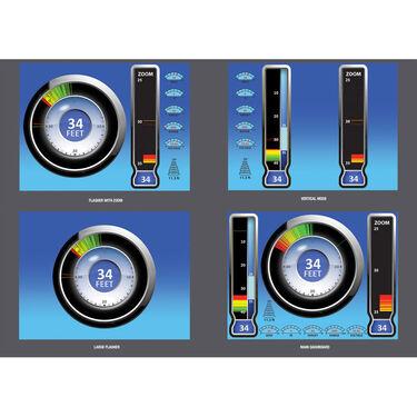 MarCum LX-7LI Digital Lithium Combo