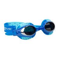 Aqua2ude Swim Goggles, Solid Sea Monster