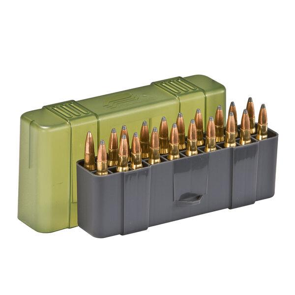 Plano 20-Round Large Rifle Ammo Case, .30-06/7mm Mag/.25-06m/.270/.280