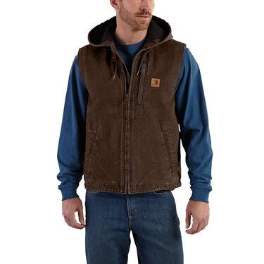 Carhartt Men's Knoxville Hooded Vest
