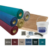 Overton's Sundance Carpet and Deck Kit, 8.5'W x 20'L