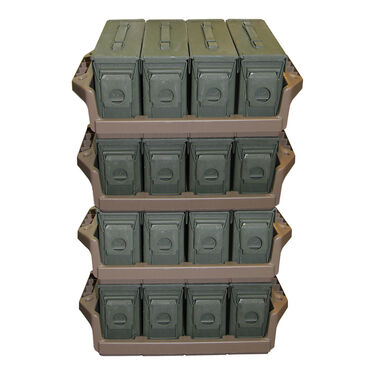 MTM Metal Ammo Can Tray, .50 Cal.