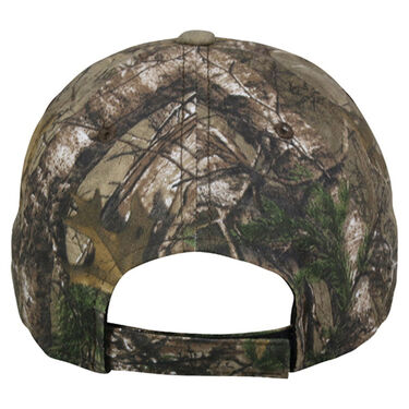 Realtree Xtra Distressed USA Flag Cap
