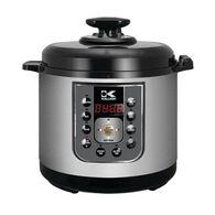Kalorik Black and Stainless Steel Perfect Sear Pressure Cooker