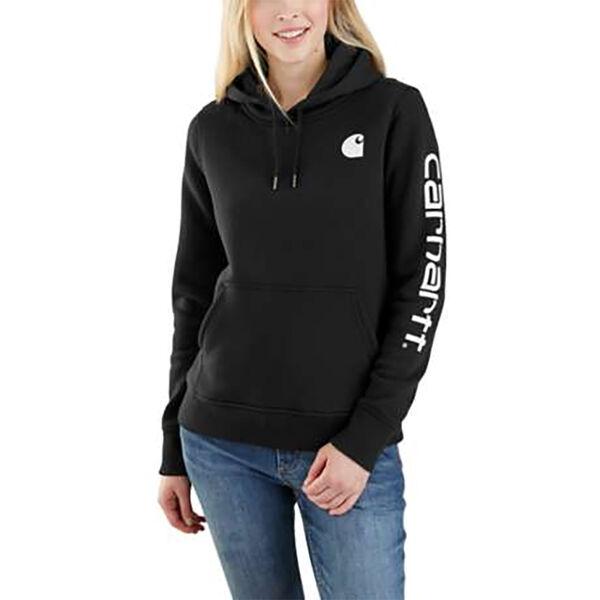 Carhartt Women's Clarksburg Graphic Sleeve Pullover Sweatshirt