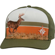 Nomad Rolling Deer Hat