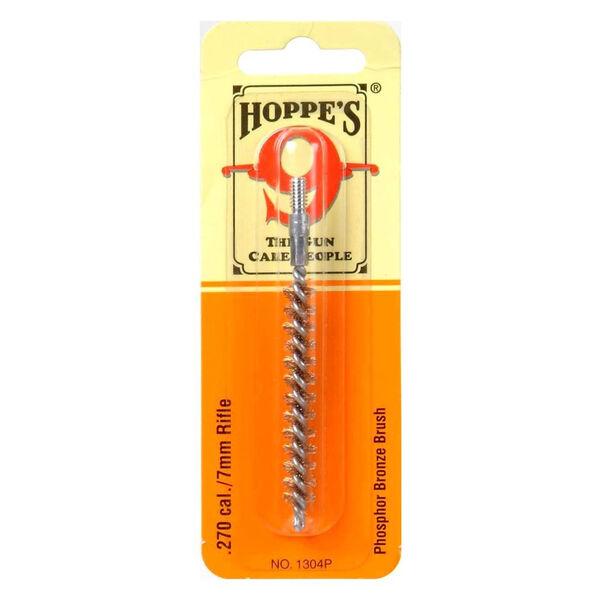 Hoppe's Phosphor Bronze Rifle Bore Brush, .270/7mm
