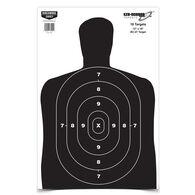 Birchwood Casey Eze-Scorer BC-27 Paper Target, 10-Pack