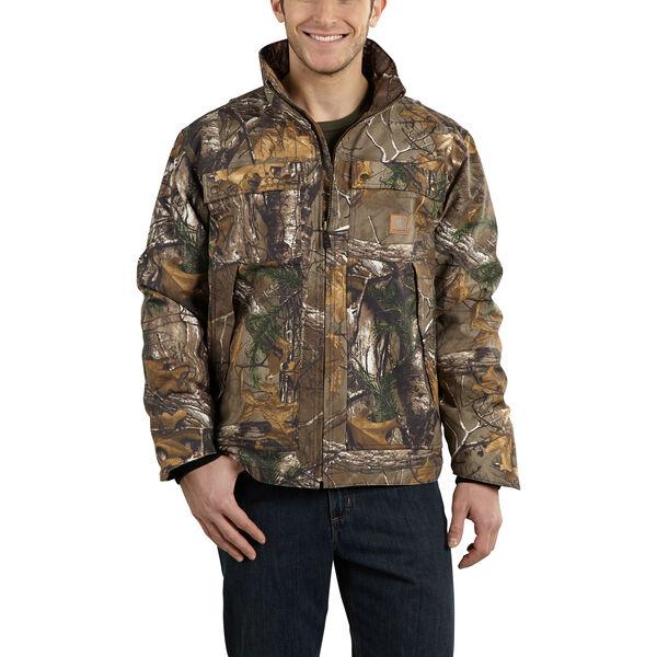 Carhartt Men's Quick Duck Traditional Jacket