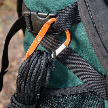 Ultimate Survival Technologies Carabiner 2-Pack, 8cm