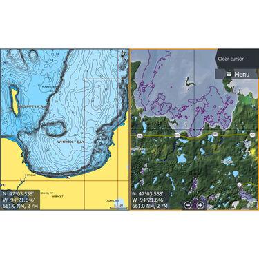 Lowrance Elite-9 Ti Touchscreen Fishfinder Chartplotter w/TotalScan Transducer