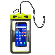 "Dry Pak Floating Waterproof Cell Phone Case, 5"" x 8"", Yellow"