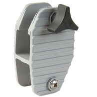 "Pontoon Bimini Top Fitting - 1-1/4"" Slide Adjuster Bracket With Thumb Screw"