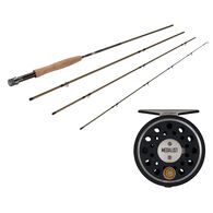 Fenwick Eagle/Pflueger Medalist Fly Combo Kit