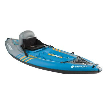 Quikpak K1 1-Person Kayak