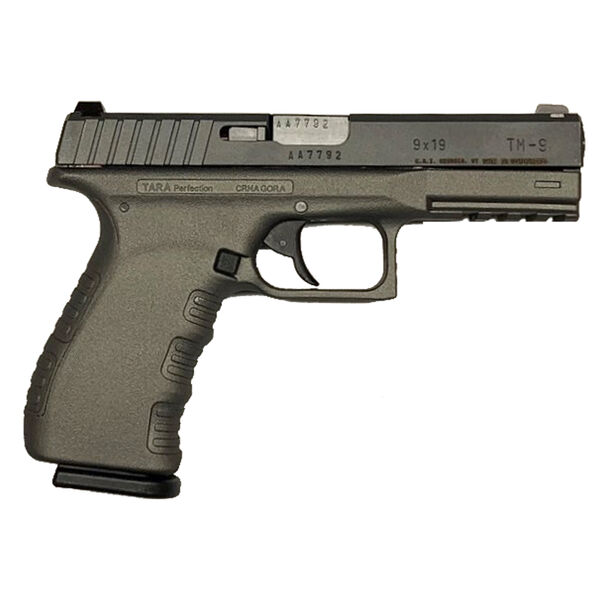 Used Tara TM-9 Pistol, 9mm