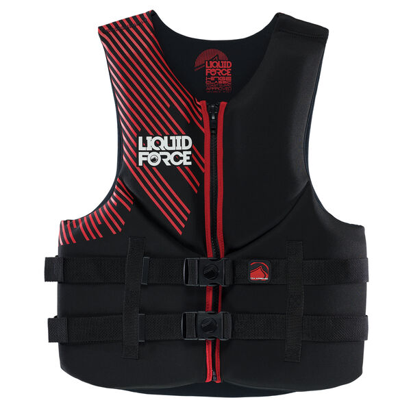 Liquid Force Men's Hinge Life Jacket