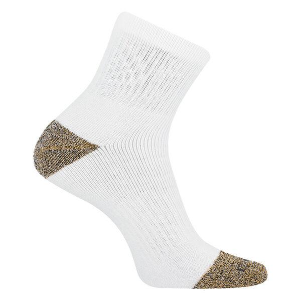 Carhartt Men's Steel Toe Quarter Socks, 6-Pack