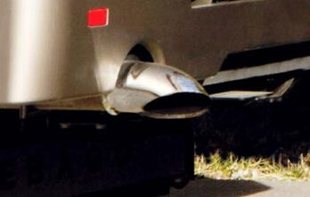 """1 1/2"""" Stainless Steel Exhaust Tip"""