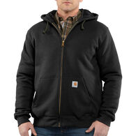 Carhartt Men's Rain Defender 3-Season Midweight Full-Zip Hoodie