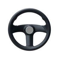 DetMar Viper Steering Wheel with Soft Grip Rim