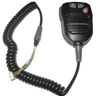 Standard Horizon Replacement VHF Mic f/GX2000B, GX2100B, GX2150B, GX2200B - Black