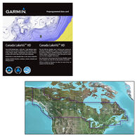 Garmin Canada LakeVu HD MicroSD/SD Card For GPSMAP Series Montana/Oregon