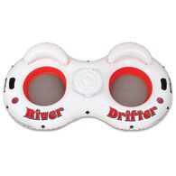 River Drifter II With Built-In Cooler