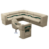 Toonmate Premium Pontoon Furniture Package, Complete Boat Package L