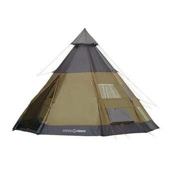 Venture Forward 8-Person Outdoor Teepee Tent