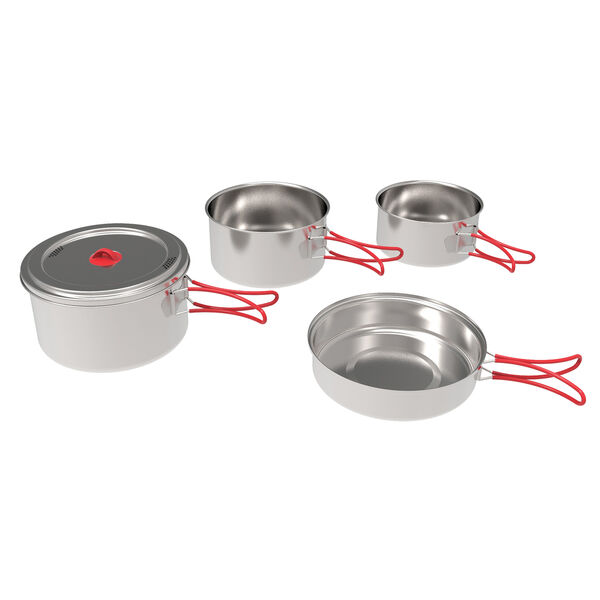 Coghlans Stainless Steel Cooking Set