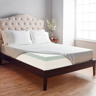 "Comfort Zone® 10"" Elite Mattress, Short Queen"
