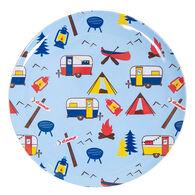 Camper Melamine Plate